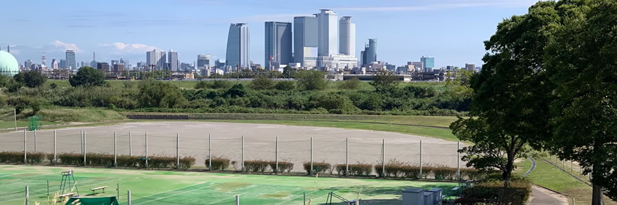 新川タクシーから名古屋都心はすぐ